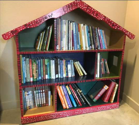 Belleview Little Free Library